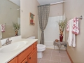 Large full 3rd bath on main floor with shower equipped for wheelchair access
