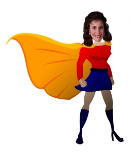Felicia Slattery Signature Speech Super Hero