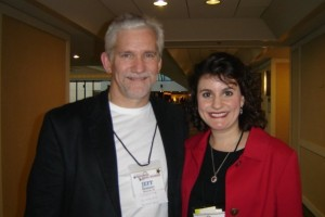 Jeff Herring and Felicia Slattery