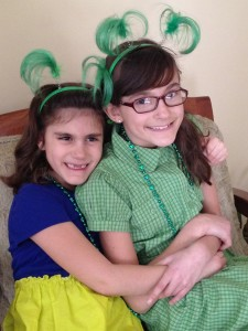St Paddy's Girls