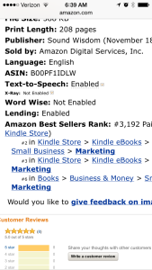 2 in kindle marketing