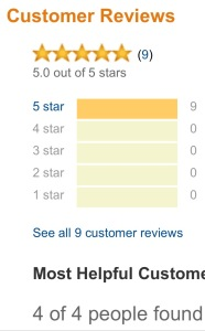 9 5-star reviews