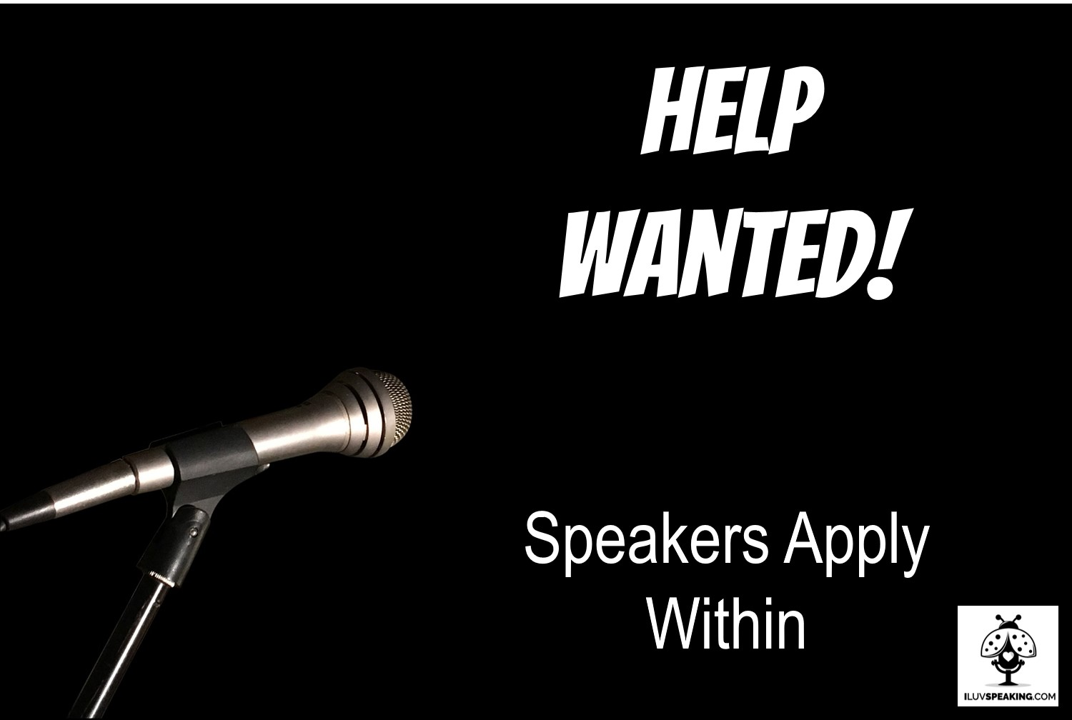 how can speakers get booked to speak