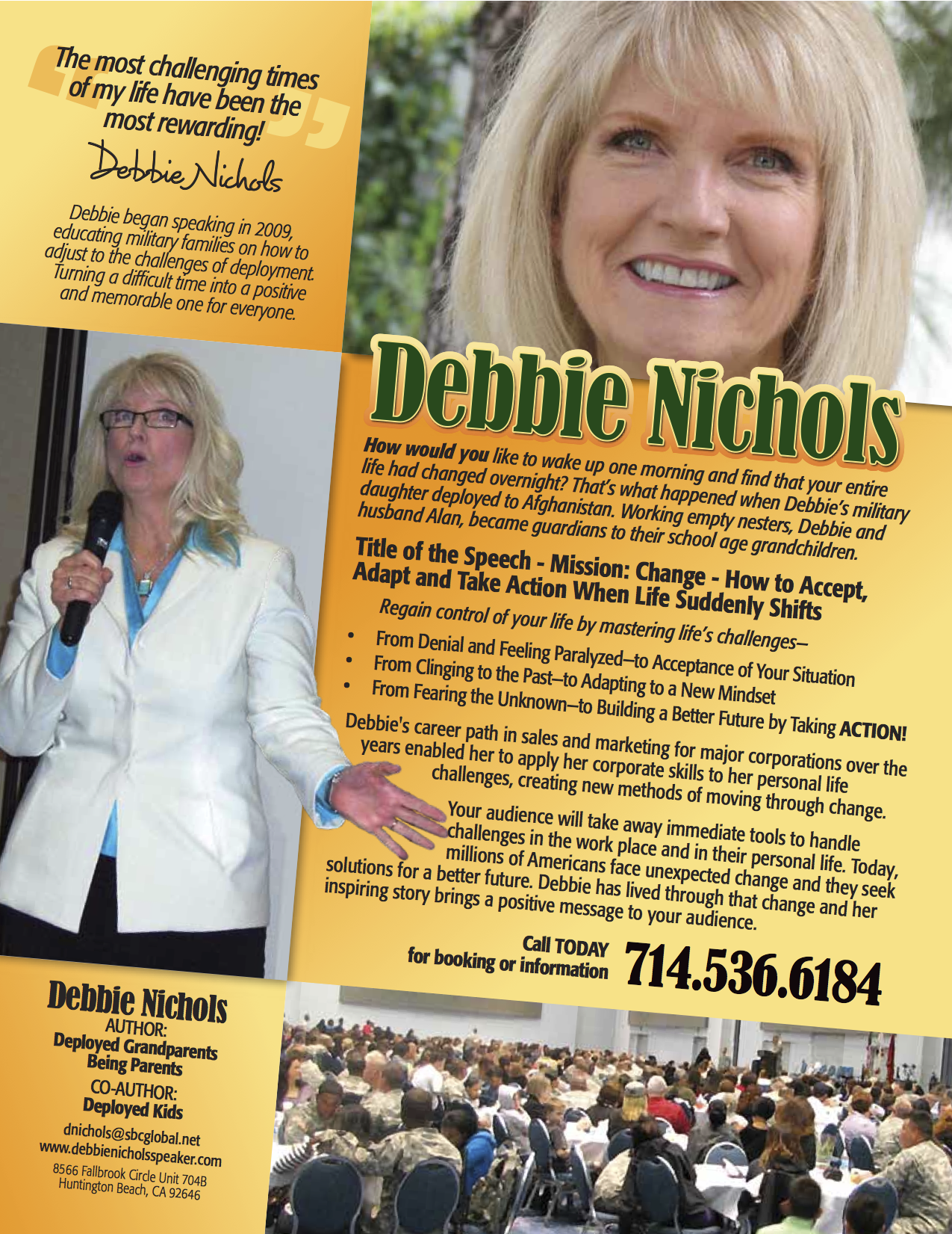 Onesheet options felicia slattery communication consultant and heres an example one sheet from one of felicias clients pronofoot35fo Images