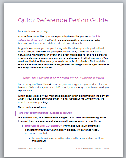 access 2010 quick reference guide