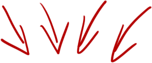 four-red-pointing-arrows