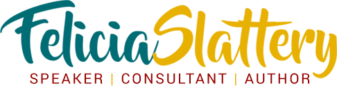 Felicia Slattery | Communication Consultant Logo