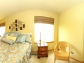 Panorama of master suite