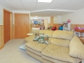 Multiple areas - perfect for older teen area