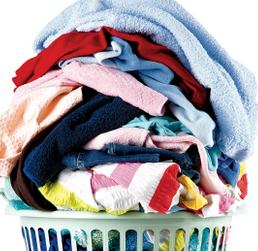 Don't let the laundry rob you of your life's purpose!